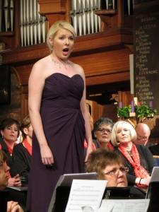 Rebecca Conway (Soprano) 5.12.14