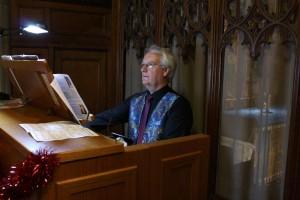 Keith Evans (Organist)