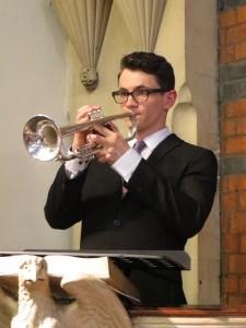 Trumpeter - Ben Evans
